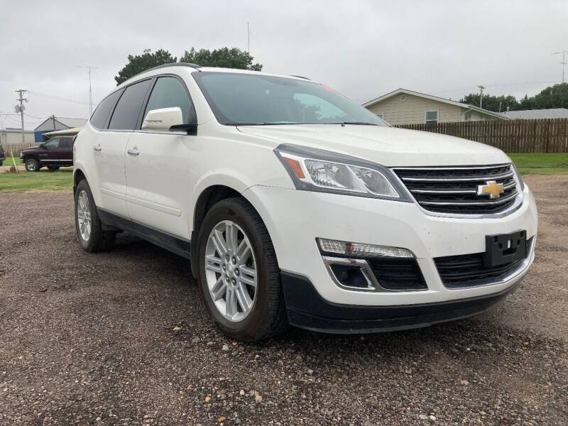 2015 Chevrolet Traverse for sale at All Affordable Autos in Oakley KS