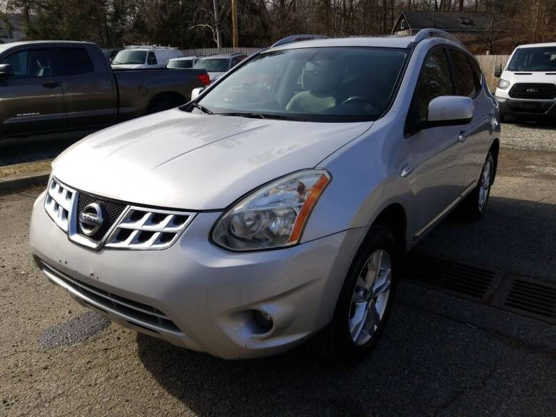 2013 Nissan Rogue for sale at AMA Auto Sales LLC in Ringwood NJ