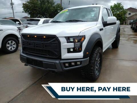 2015 Ford F-150 for sale at GRG Auto Plex in Houston TX