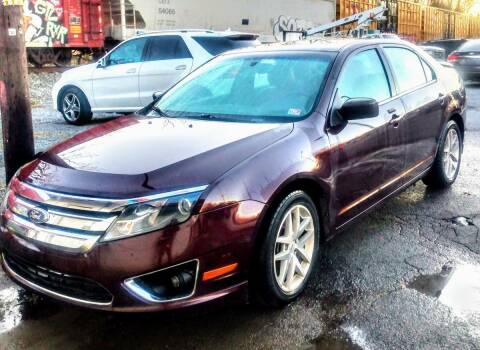 2011 Ford Fusion for sale at Abingdon Auto Specialist Inc. in Abingdon VA