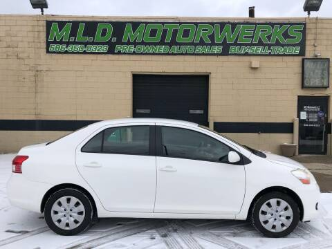 2009 Toyota Yaris for sale at MLD Motorwerks Pre-Owned Auto Sales - MLD Motorwerks, LLC in Eastpointe MI