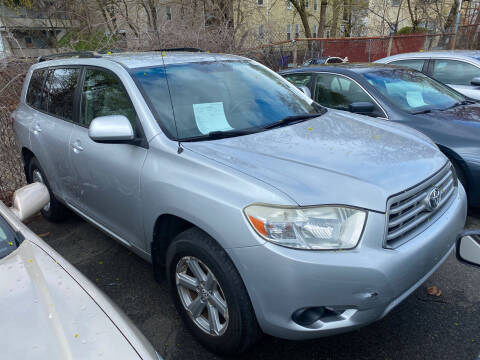 2008 Toyota Highlander for sale at Polonia Auto Sales and Service in Hyde Park MA