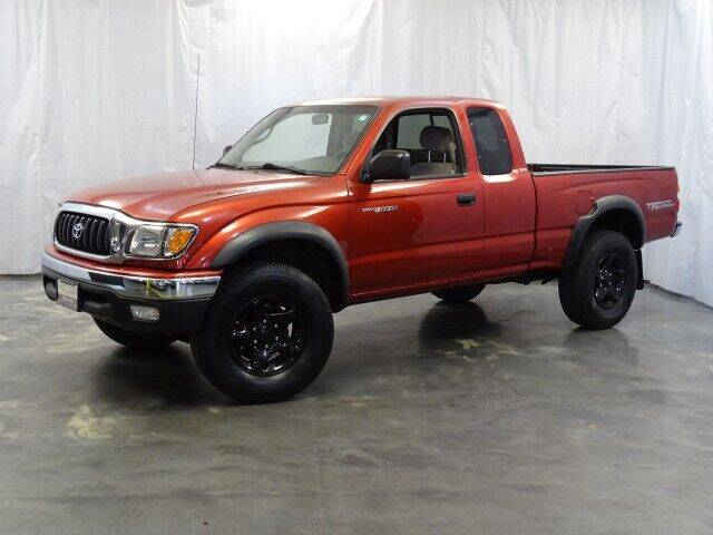 2004 Toyota Tacoma for sale at United Auto Exchange in Addison IL