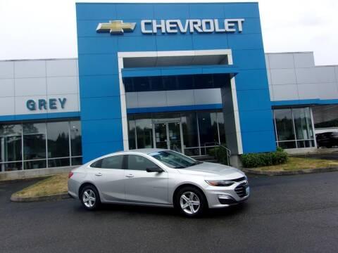 2020 Chevrolet Malibu for sale at Grey Chevrolet, Inc. in Port Orchard WA