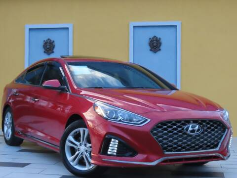 2019 Hyundai Sonata for sale at Paradise Motor Sports LLC in Lexington KY