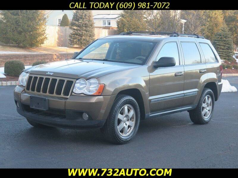 2008 Jeep Grand Cherokee for sale at Absolute Auto Solutions in Hamilton NJ
