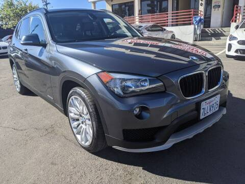 2015 BMW X1 for sale at Convoy Motors LLC in National City CA
