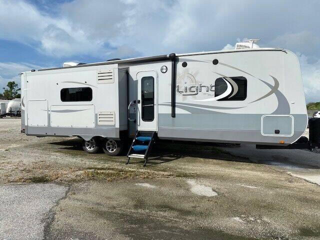 2016 Open Range Highland Ridge 272RLS for sale at Bates RV in Venice FL