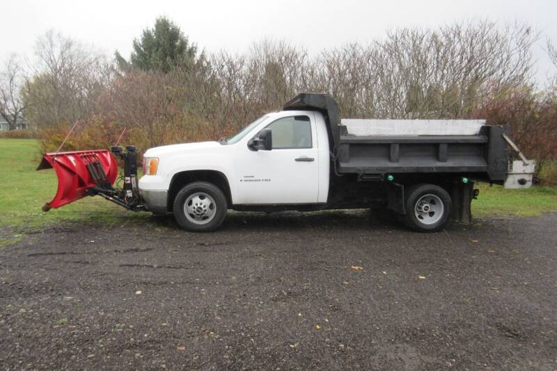 2008 GMC Sierra 3500HD CC for sale at Clearwater Motor Car in Jamestown NY