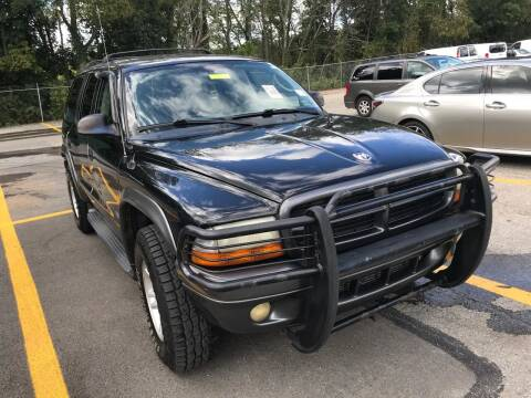 2002 Dodge Durango for sale at Trocci's Auto Sales in West Pittsburg PA