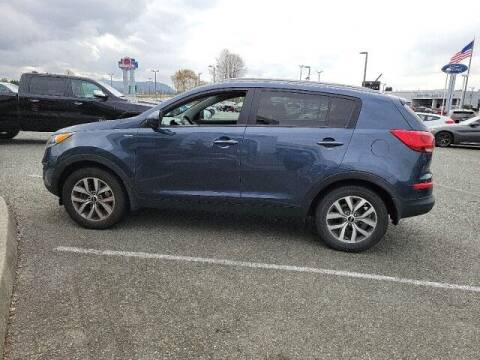 2016 Kia Sportage for sale at Karmart in Burlington WA