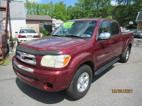 2006 Toyota Tundra for sale at Balic Autos Inc in Lanham MD