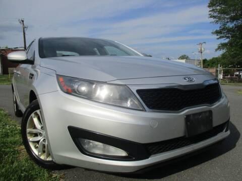 2013 Kia Optima for sale at A+ Motors LLC in Leesburg VA