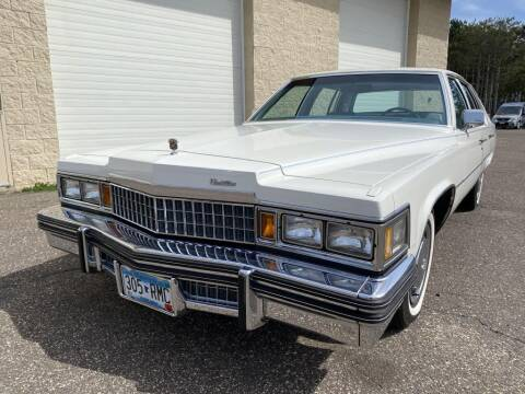 1978 Cadillac DeVille for sale at Route 65 Sales & Classics LLC - Classic Cars in Ham Lake MN