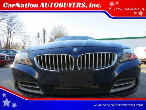 2009 BMW Z4 for sale at CarNation AUTOBUYERS, Inc. in Rockville Centre NY