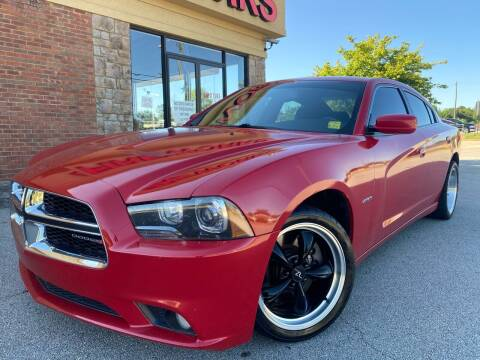 2013 Dodge Charger for sale at Gwinnett Luxury Motors in Buford GA