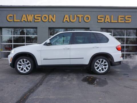 2012 BMW X5 for sale at Clawson Auto Sales in Clawson MI
