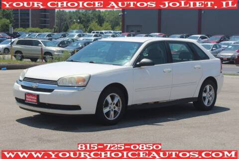 2005 Chevrolet Malibu Maxx for sale at Your Choice Autos - Joliet in Joliet IL