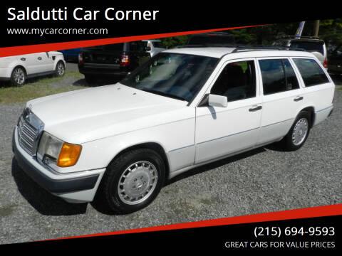 1992 Mercedes-Benz 300-Class for sale at Saldutti Car Corner in Gilbertsville PA