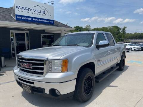 2013 GMC Sierra 1500 for sale at Maryville Auto Sales in Maryville TN
