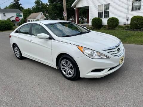 2012 Hyundai Sonata for sale at Via Roma Auto Sales in Columbus OH