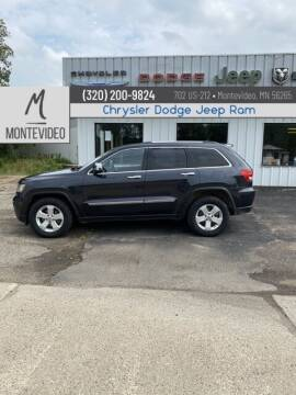2012 Jeep Grand Cherokee for sale at Montevideo Auto center in Montevideo MN