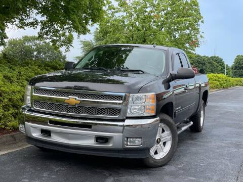 2013 Chevrolet Silverado 1500 for sale at William D Auto Sales in Norcross GA
