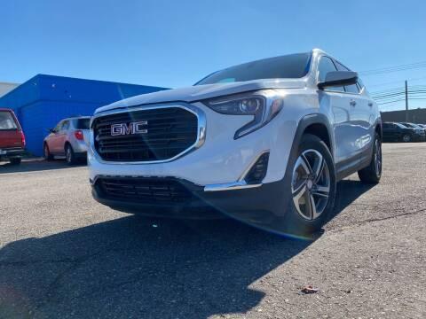 2019 GMC Terrain for sale at M-97 Auto Dealer in Roseville MI