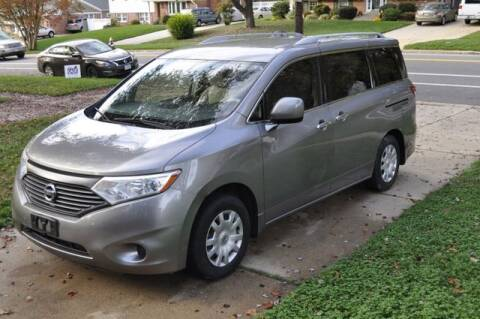 2013 Nissan Quest for sale at SOUTH AMERICA MOTORS in Sterling VA