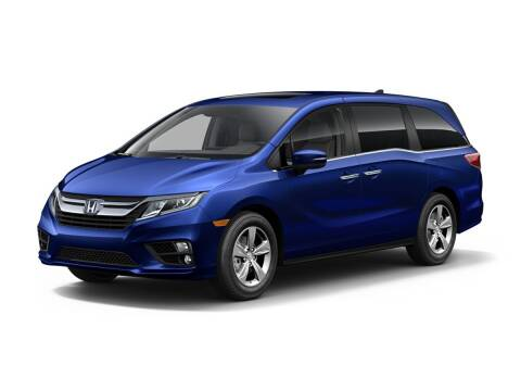 2020 Honda Odyssey for sale at BASNEY HONDA in Mishawaka IN