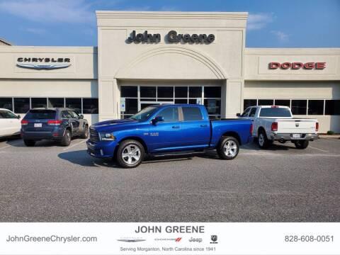 2017 RAM Ram Pickup 1500 for sale at John Greene Chrysler Dodge Jeep Ram in Morganton NC