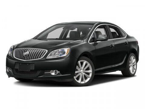2017 Buick Verano for sale at DAVID McDAVID HONDA OF IRVING in Irving TX