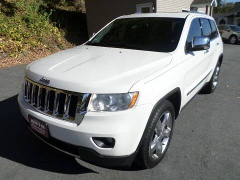 2011 Jeep Grand Cherokee for sale at AUTO CONNECTION LLC in Springfield VT