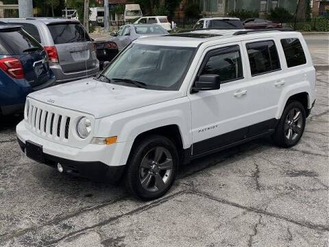 2015 Jeep Patriot for sale at Sunshine Auto Sales in Huntington IN