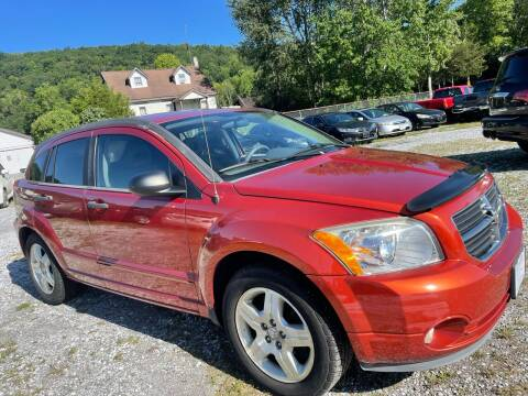2007 Dodge Caliber for sale at Ron Motor Inc. in Wantage NJ