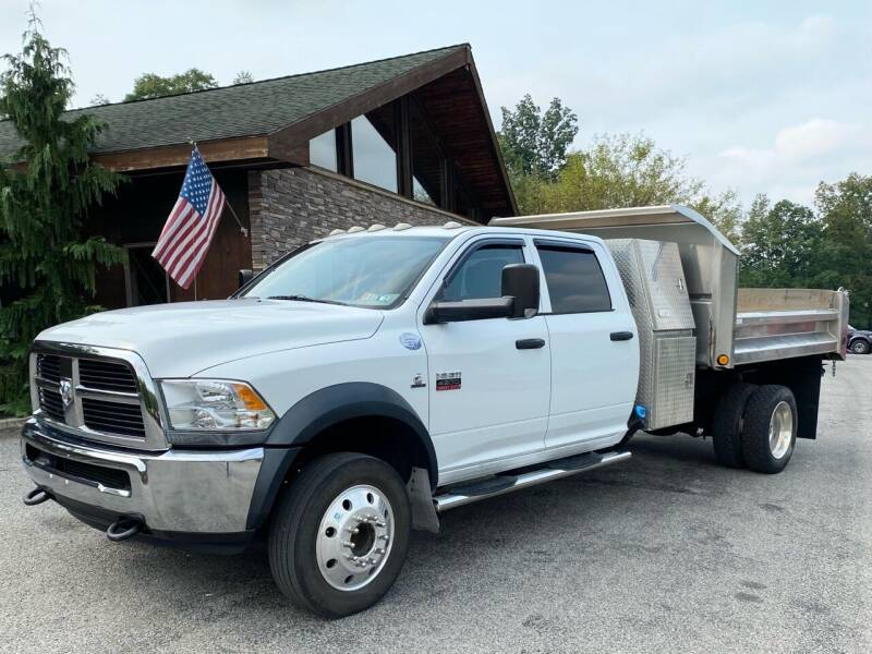 2012 RAM Ram Chassis 4500 for sale at Griffith Auto Sales in Home PA