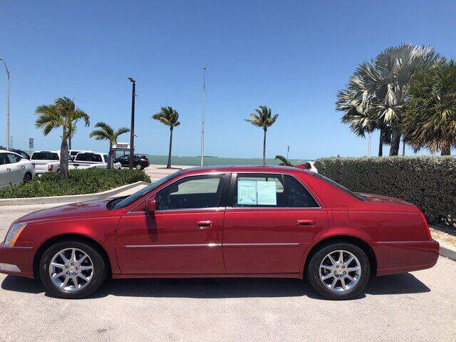 2011 Cadillac DTS for sale at Niles Sales and Service in Key West FL
