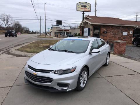 2018 Chevrolet Malibu for sale at All Starz Auto Center Inc in Redford MI