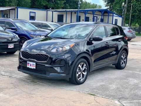 2020 Kia Sportage for sale at USA Car Sales in Houston TX