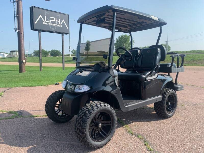 2015 EZGO RXV for sale at Alpha Motorsports in Sioux Falls SD