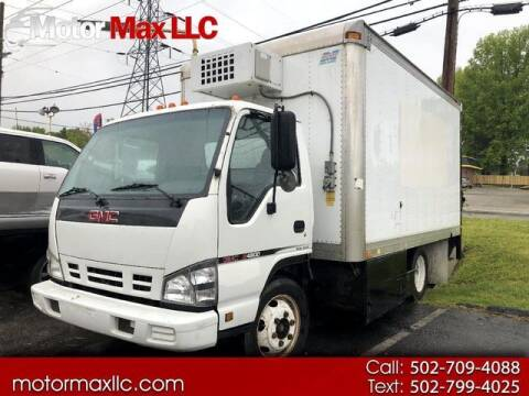 2007 GMC W4500 for sale at Motor Max Llc in Louisville KY