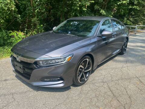 2019 Honda Accord for sale at Speed Auto Mall in Greensboro NC
