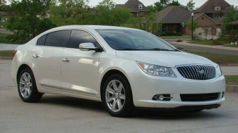 2013 Buick LaCrosse for sale at Red Rock Auto LLC in Oklahoma City OK