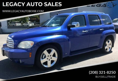 2006 Chevrolet HHR for sale at LEGACY AUTO SALES in Boise ID