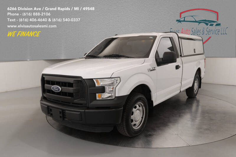 2016 Ford F-150 for sale at Elvis Auto Sales LLC in Grand Rapids MI