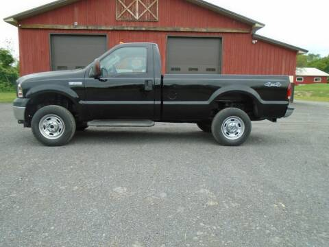 2007 Ford F-250 Super Duty for sale at Celtic Cycles in Voorheesville NY