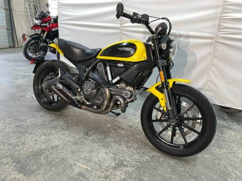 2015 Ducati Scrambler Icon for sale at Kent Road Motorsports in Cornwall Bridge CT