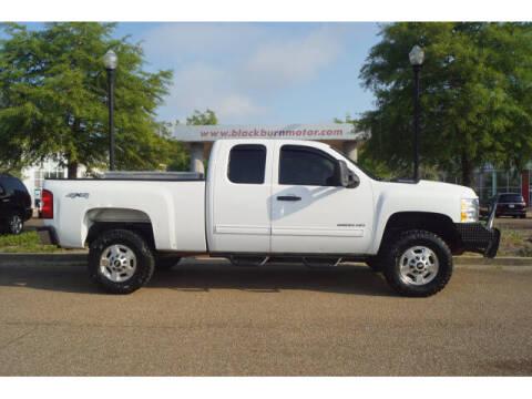 2013 Chevrolet Silverado 2500HD for sale at BLACKBURN MOTOR CO in Vicksburg MS