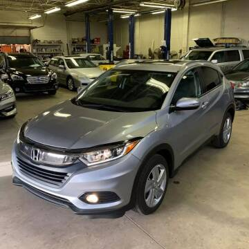 2019 Honda HR-V for sale at Coast to Coast Imports in Fishers IN