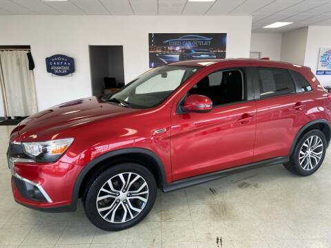 2017 Mitsubishi Outlander Sport for sale at Used Car Outlet in Bloomington IL